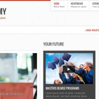 shape5 Joomla Template: Prestige Academy