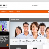 shape5 Joomla Template: Business Pro