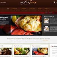 shape5 Wordpress Theme: Modern Flavor - June 2013 Wordpress Club Theme