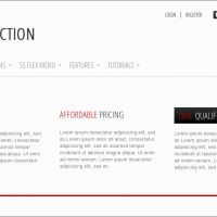 Wordpress Free Theme - Construction