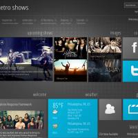 shape5 Wordpress Theme: Metro Shows - July 2013 Wordpress Club Theme