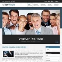 shape5 Wordpress Theme: New Vision