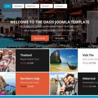 shape5 Joomla Template: Oasis