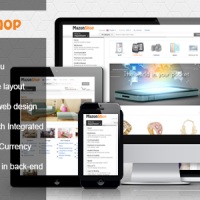 Magento Templates: Magento Amazon Theme