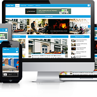 WpFreeware Wordpress Theme: Cyber Tech