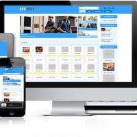 Wordpress Free Theme - AppSpot