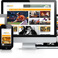 WpFreeware Wordpress Theme: magExpress