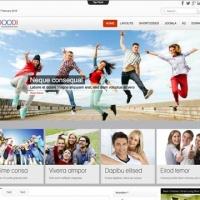 olwebdesign Joomla Template: Ol Doodi - Free joomla template