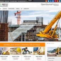 olwebdesign Joomla Template: Ol Miflo