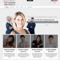 olwebdesign Joomla Template: Ol Digees - Joomla Responsive template