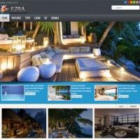 olwebdesign Joomla Template: Ol Ezra - Joomla Responsive template