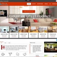 olwebdesign Joomla Template: Ol tecal