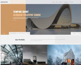 olwebdesign Joomla Template: Ol Architecture