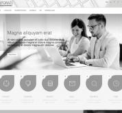 olwebdesign Joomla Template: Ol Corporate