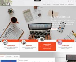 olwebdesign Joomla Template: Ol Aver
