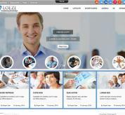 olwebdesign Joomla Template: Ol Loeze
