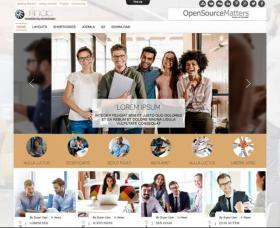 olwebdesign Joomla Template: Ol Finac