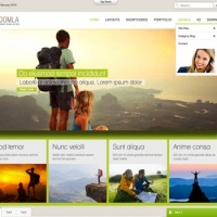 cooltemplate Joomla Template: Mx_joomla122 - Free template