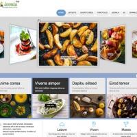 cooltemplate Joomla Template: Mx_joomla123- Free responsive template