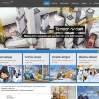 cooltemplate Joomla Template: Mx_joomla124 - free template