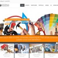 cooltemplate Joomla Template: Mx_joomla126
