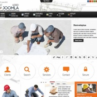 cooltemplate Joomla Template: Mx_joomla93