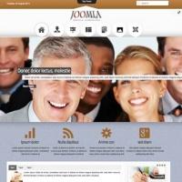cooltemplate Joomla Template: Mx_joomla97
