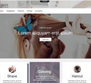 joomlatd Joomla Template: Td Hairdresser