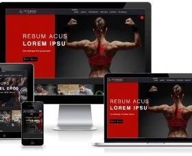 joomlatd Joomla Template: Td Fitness