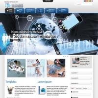 joomlatd Joomla Template: TD Versatile - Responsive template