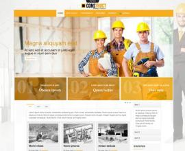 joomlatd Joomla Template: Td Construct