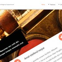 YouJoomla Joomla Template: DeveloperBox