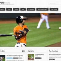 YouJoomla Joomla Template: Sportranks