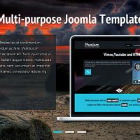 YouJoomla Joomla Template: Pretium