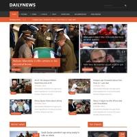 YouJoomla Joomla Template: Dailynews