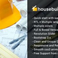 joomlastars Joomla Template: Housebuild::- Joomla Construction Business Theme