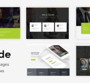 Joomla Premium Template - Qcode - Responsive MultiPurpose Joomla Business Theme With Page Builder