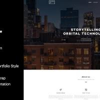 joomlastars Joomla Template: Shaken-Up - #Multipurpose #OnePage #Joomla #Template