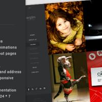joomlastars Joomla Template: Argon - Creative Joomla Portfolio & Blog