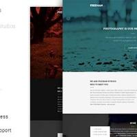 joomlastars Joomla Template: Freeman - Multipurpose One Page Joomla Theme