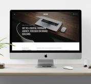 Joomla Templates: Belton – Minimal Black and White Multipurpose Joomla Theme