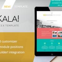 RSJoomla! Joomla Template: RSKala! Responsive Template for Joomla! 3.x