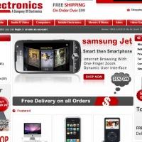 Templatemela Opencart Template: Electronics