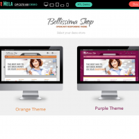 OpenCart Themes: Bellissima