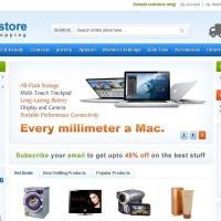 Templatemela Magento Template: Mega Store
