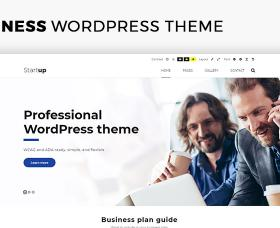 Wordpress Free Theme - Business WCAG & ADA WordPress theme