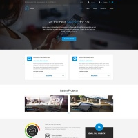 PixelEmu Wordpress Theme: Internet WordPress Theme