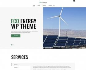 Wordpress Themes: Eco Energy