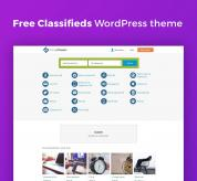 Wordpress Free Theme - Classifieds WordPress theme