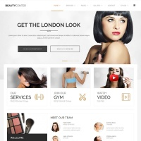 Wordpress Free Theme - Beauty Center & Wellness WordPress Theme